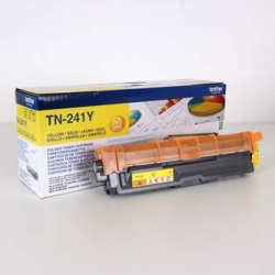 BROTHER TONER TN241Y, YELLOW, 1400S, BROTHER HL-3140CW, ORYGINAŁ