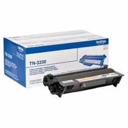 BROTHER TONER TN3330, BLACK, 3000S, BROTHER HL-5440D, ORYGINAŁ